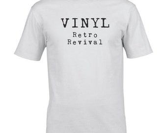 Retro clothing- classic rock, graphic tee, retro revival, vinyl LP, hipster clothing, mens gift, music t shirt, vinyl music, uk shops only