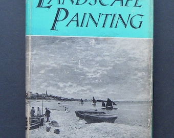 Landscape Painting by Kenneth Clark