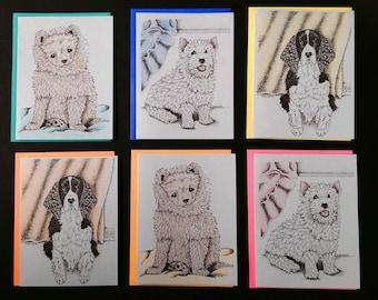 Dog Notecards
