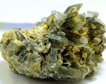 135 Gram Top Quality Undamaged Cholaine Quartz Specimen From Pakistan -66*44*43 mm