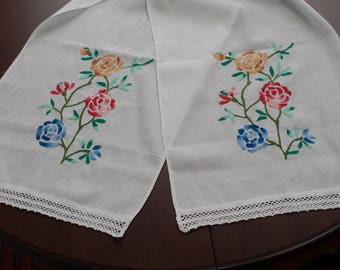 Wasillia Summer Flower Cloth