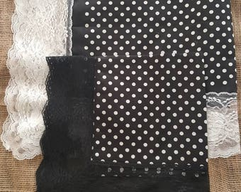 Handcrafted Lace Handkerchief