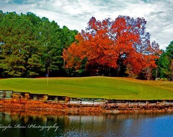 Golf Course Photography,Golf Photo,Sports Decor,Golf Green,Landscape Photography,Outdoors,Nature,Golf Course Wall Art,Golf Course Home Decor