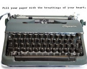Classic Office Typewriter...