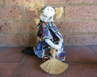 Kneeling Garden Friend Doll