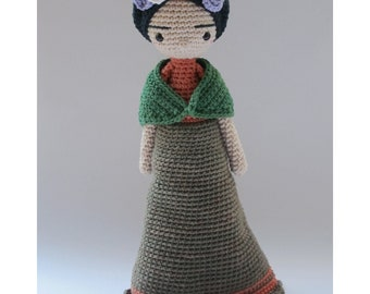 Frida - Crochet Pattern by {Amour Fou}