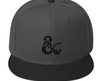 Dungeons and Dragons Logo Hat