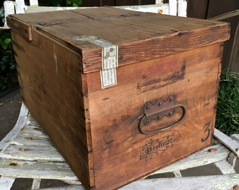 Sale! Old French Apothecary Box