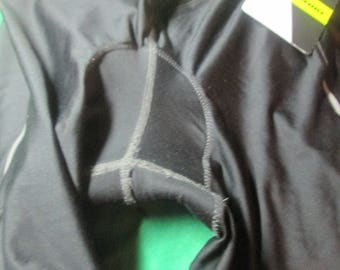 Nishiki Womens Bike Shorts   Size Medium  New with Tags!  Black /Neon Green
