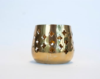 Candle holder | Gold