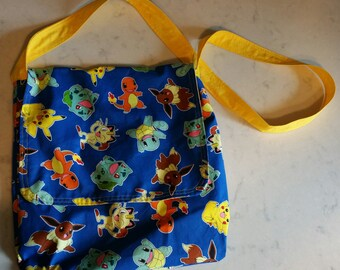 Pokémon Crossbody Hobo Bag
