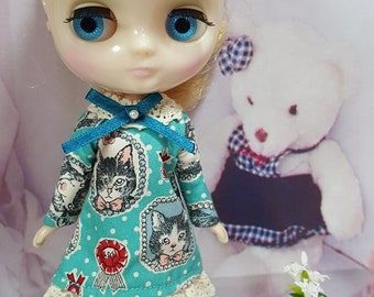 234 # Middie Animal A Dress