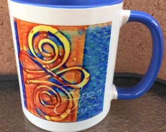 Begin Anew Mug