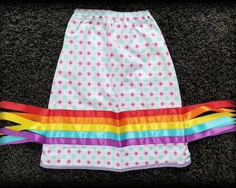 4-6 Girls Ribbon Skirt