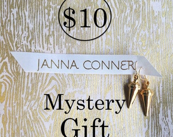 Mystery Gift Grab Bag Stocking Stuffer 10 and Under 10 Gifts Jewelry Gifts for Her Party Favor Bff Gift Gifts Under 10 Under 20 Janna Conner