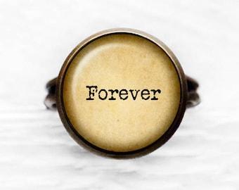 Forever Adjustable Ring