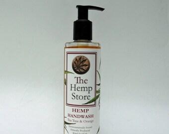 Organic Hemp Handwash