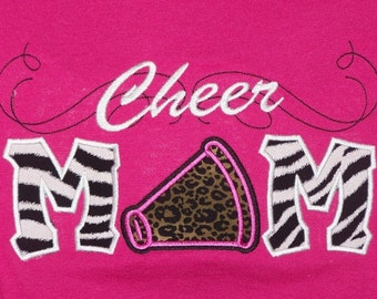 Cheer  Mom Shirt Cheer Team Shirt