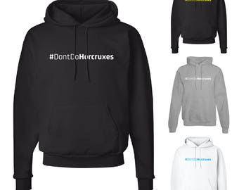 Harry Potter Hoodie Horcruxes