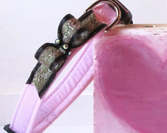 Princess Grace Pet Collar