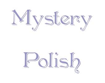 Full-Size Mystery Polish (Experiment, Prototype or Sample)