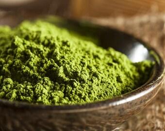 Matcha Green Tea Moisturizing Mask