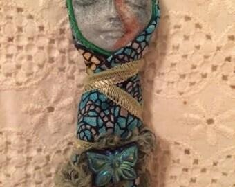 OOAK Handmade Spirit Art Doll