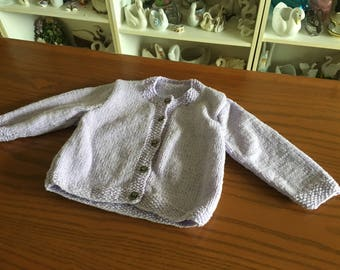 Infant Handmade Sweater