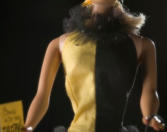 Halloween Barbie Fine Art Photograph