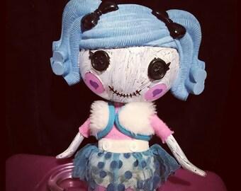 Ooak creepy doll