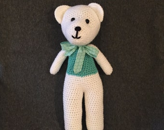 Soft Lillibit's Simply Bear (Green only)