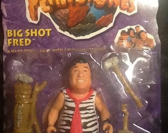 The Flintstones Movie Big Shot Fred Figures MOC