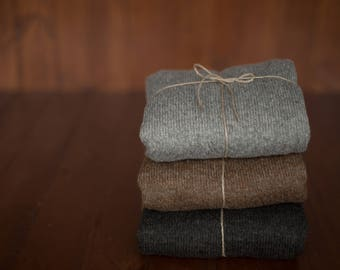 Wool Gray, Brown Backdrops,Newborn Knit Fabric Backdrop,Newborn Fabric Beanbag covers,Wool beanbag backdrop,Newborn Blanket,Baby Photo props