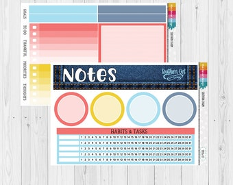 Southern Charm Notes Kit | 18134-07