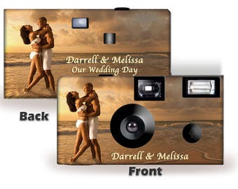 10 cameras -- Create-My-Cam -- Disposable Camera with Cover created just for you