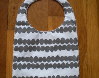 Handmade mixed bib