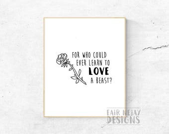 Artful And Trendy Printable Decor By Fairnejaydesigns On Etsy
