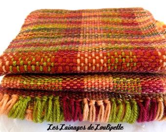 "Long woven wrap ""! '"" Scottish"""