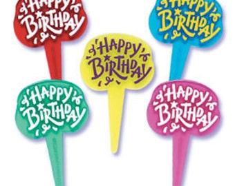 Happy Birthday Picks