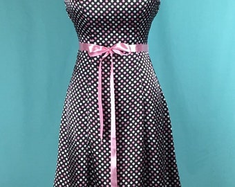 Polka dot sundress Size 5/6