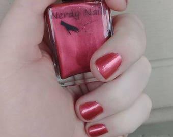 Bittersweets 10-free vegan nail polish