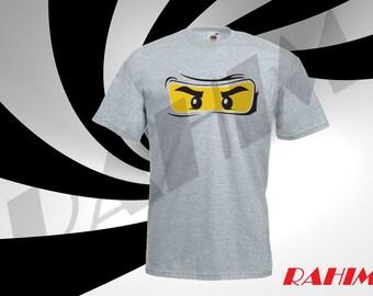 Lego Ninjago, Adult T-shirt