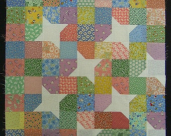 Mississippi Mud -- the quilt pattern