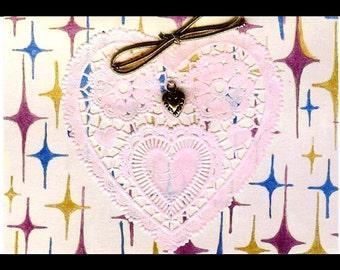 Doily Valentine