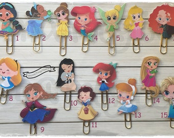 Paperclips Princesses