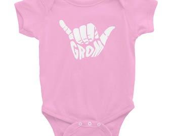 Grom Shaka Infant Bodysuit