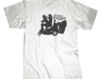 The We Don't Need The Power of Love Tee