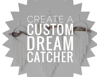 Custom Dreamcatcher Listing, Dreamcatchers, Boho Wedding Decor, Boho Chic, Bohemian Home Decor, Modern Wall Hangings, Modern Wall hanging, B