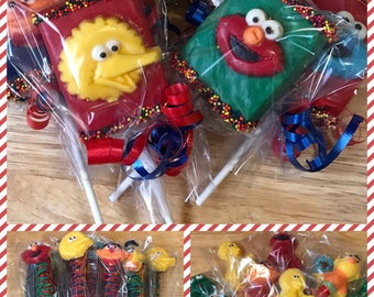 Sesame Street Party Package
