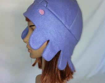 Octopus Fleece Hat
